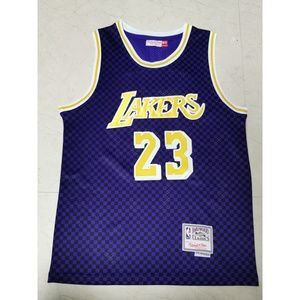Los Angeles Lakers LeBron James Jersey 1